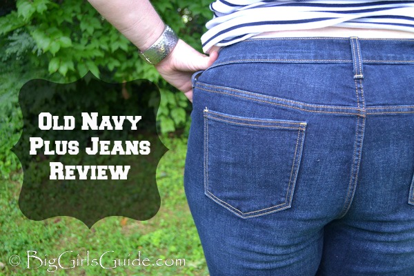 2636498546b8b Plus Size Fashion: Old Navy Plus Jeans Review - BigGirlsGuide