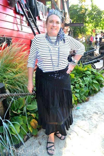 pirate fashion