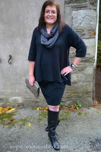 Plus Fashion: J Jill Fashion 1 shirt 3 looks - BigGirlsGuide