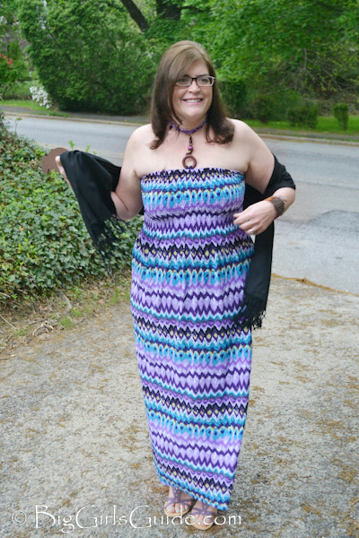 Check these Amazing Strapless Maxi Dress Plus Size Images ...