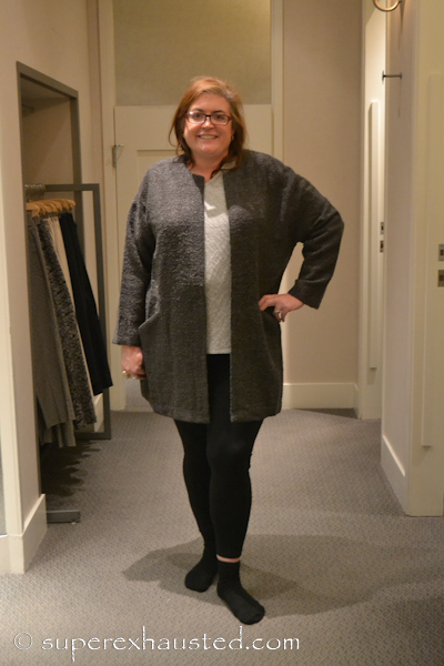 Plus Size Fashion JJill #PureJill - BigGirlsGuide